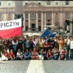 PLAC ŚW.PIOTRA W WATYKANIE 2005 ROK (2)